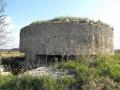 8-MONTE LAURO E DINTORNI (fortini tedeschi della seconda guerra mondiale-DEL TIPO TOBRUK (2)