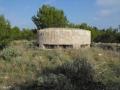 8-MONTE LAURO E DINTORNI (fortini tedeschi della seconda guerra mondiale-DEL TIPO TOBRUK (7)
