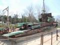 KATER I RADES-MOTOVEDETTA ALBANESE SPERONATA DA UNA MOTOVEDETTA ITALIANA NELLE ACQUE DI OTRANTO NEL 1997-81 MORTI-OGGI MONUMENTO AI MIGRANTI NEL PORTO DI OTRANTO (5)