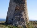 TORRE DI MINERVINO PRIMA DEL RESTAURO-A SUD DI PORTO BADISCO (1)