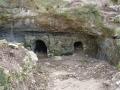 LOCALITA'  S. ANGELO- cripta S. Angelo-inizio scavi