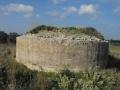 8-MONTE LAURO E DINTORNI (fortini tedeschi della seconda guerra mondiale-DEL TIPO TOBRUK (4)
