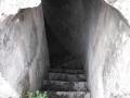 8.1- BUNKER (FORTINO), TIPO TOBRUK,  IN LOCALITA' LE MACCHIE- UGGIANO LA CHIESA CASAMASSELLA) (4)