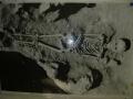 1 -Tomba ipogea - scavi durante i lavori della piazzetta- FOTO NEL BAR DA CARLO (1)