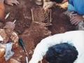 2 -Marco Merico e i suoi colleghi durante i lavori archeologici - FOTO COSIMO RUBRICHI(1)